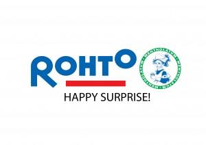 Японские капли Rohto